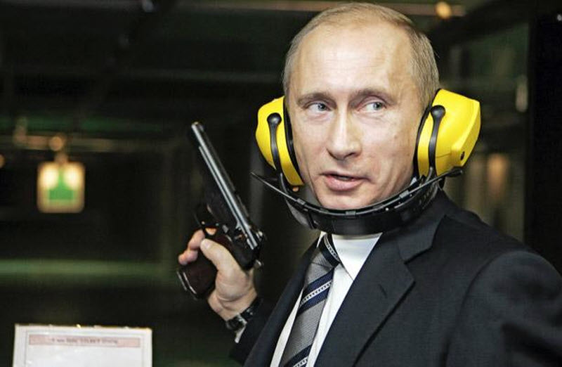 Где и как отдыхает Владимир Путин
