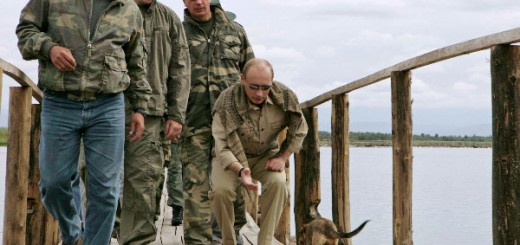 Где и как отдыхает Владимир Путин / Who is Mr. Putin?