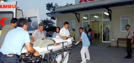 Взрыв на пляже в Кемере 28.08.2011 — как это было. Поиски потерпевших (часть 2)