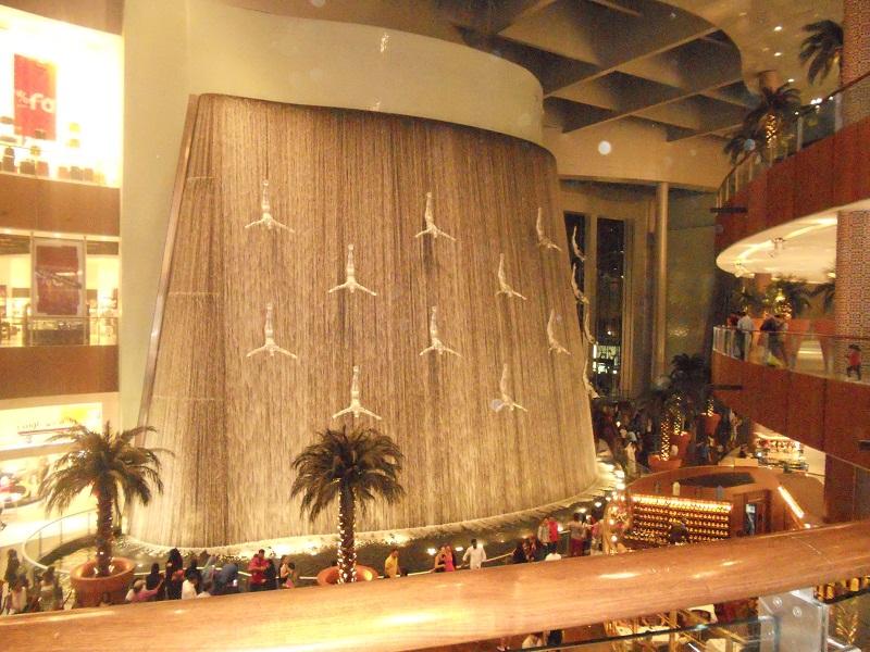 Dubai Mall — главный проект