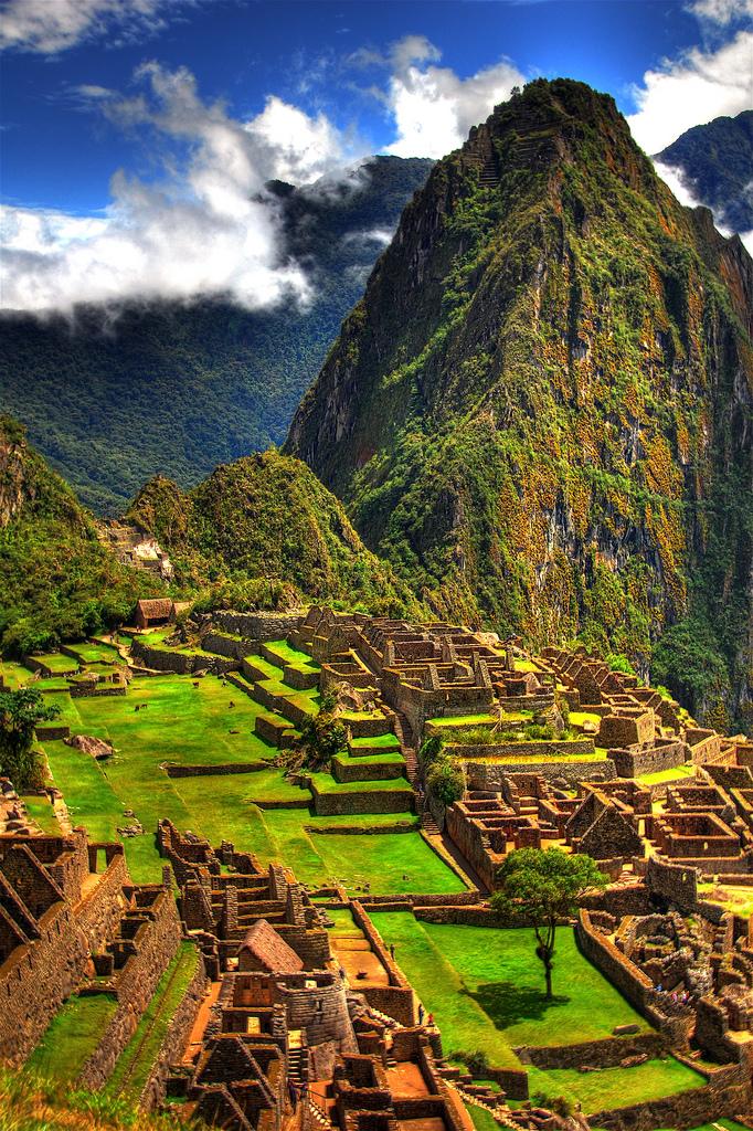 100 самых красивых мест мира - фото