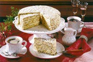 Оригинальный торт Agnes-Bernauer-Torte