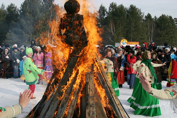 Visit Moscow to Participate In Lots of Traditional Festivals and Celebrations
