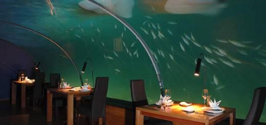 Ресторан Ithaa