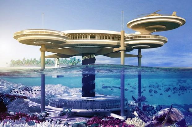 Самый красивый отель в мире