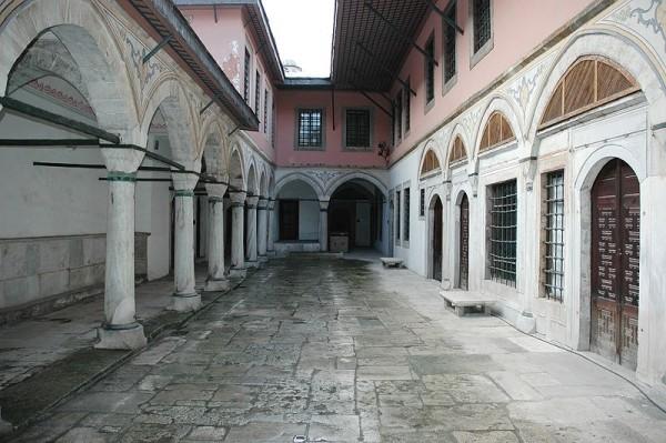 Дворец в Стамбуле - Топкапи (Топкапы) / Topkapi Palace