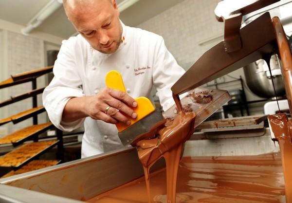 Самые интересные шоколадные фабрики мира