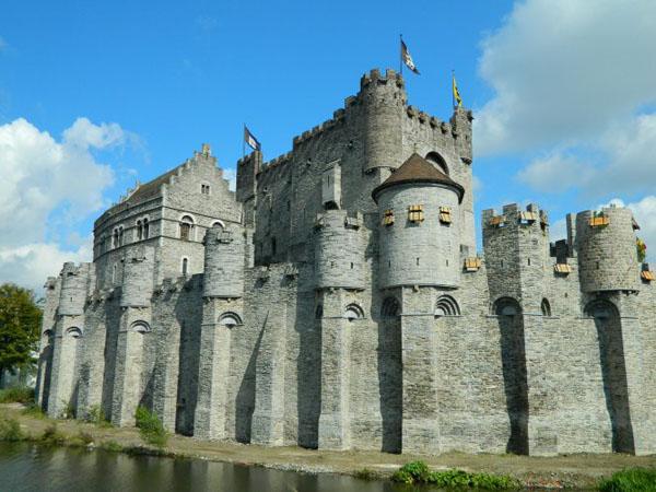 Замок Гравенстеен, Гент