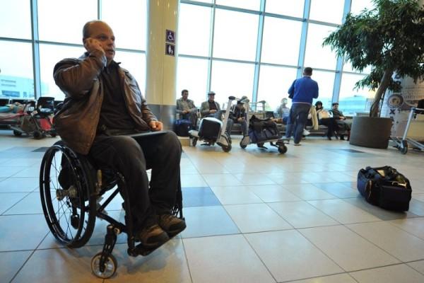 Доступная среда для инвалидов на авиационном транспорте
