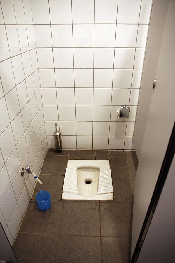 Туалеты стран мира