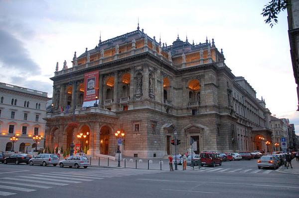 Буда – культурный район Будапешта