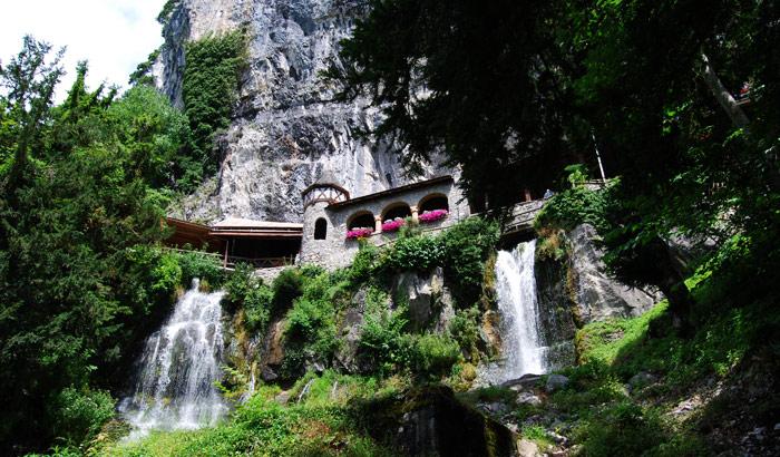 Пещеры св.Беатуса (Швейцария)