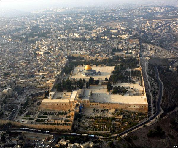Мечеть Аль-Акса - третья святыня ислама
