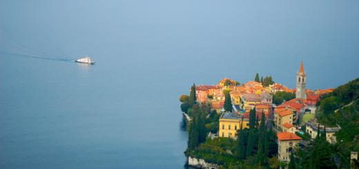 Неизвестная Италия: путешествие к озеру Комо