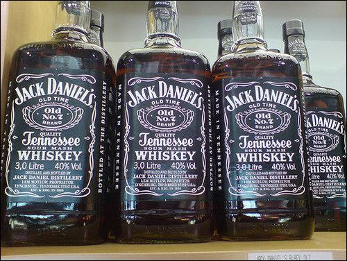 Jack Daniel's - легенда Америки