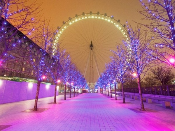 Christmas-London-Eye