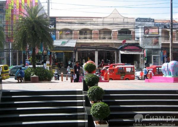 Торговый центр Jungceylon на острове Пхукет (Таиланд)