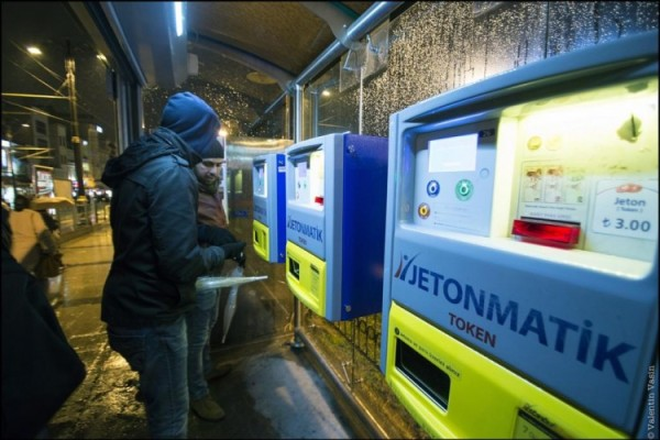 Как пользоваться общественным транспортом в Стамбуле