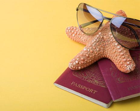 Куда можно слетать, если заканчивается срок действия загранпаспорта?