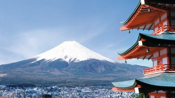 Фудзияма – символ Японии