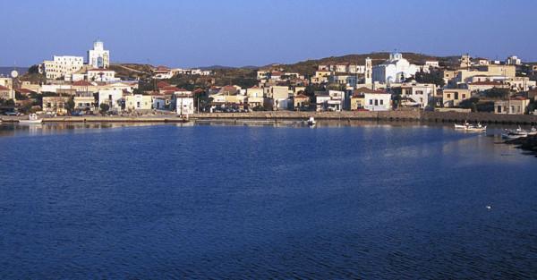Остров Псара. Греция