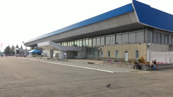 Аэропорт Емельяново