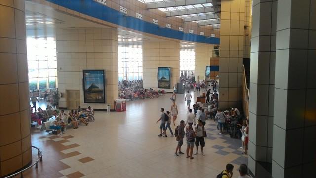 Аэропорт Шарм-эш-Шейх (Египет)