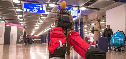 Багаж для горнолыжников
