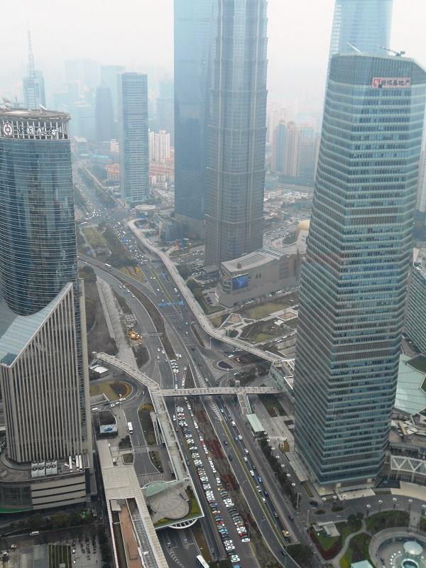 Телебашня «Восточная жемчужина» (Шанхай)