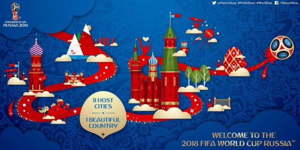 Российские отели в период Чемпионата мира по футболу 2018