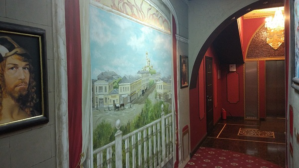 """Отель """"Хитровка"""" в центре Москвы"""