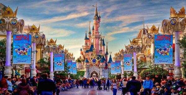 Disneyland, Франция, Париж